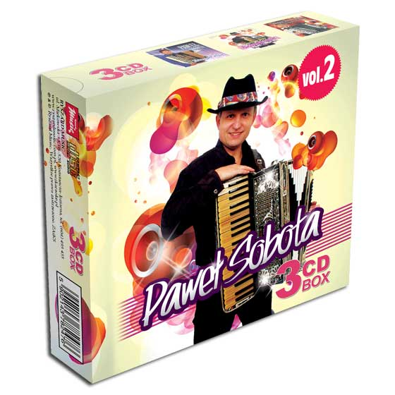Paweł Sobota - 3 CD BOX vol.2